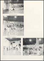 1973 Clyde High School Yearbook Page 40 & 41