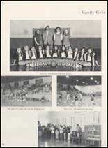 1973 Clyde High School Yearbook Page 42 & 43