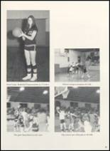 1973 Clyde High School Yearbook Page 44 & 45