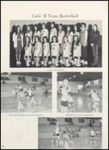 1973 Clyde High School Yearbook Page 46 & 47