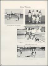 1973 Clyde High School Yearbook Page 48 & 49