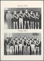 1973 Clyde High School Yearbook Page 50 & 51