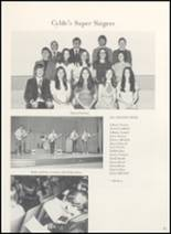 1973 Clyde High School Yearbook Page 54 & 55