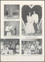 1973 Clyde High School Yearbook Page 58 & 59