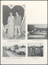 1973 Clyde High School Yearbook Page 62 & 63