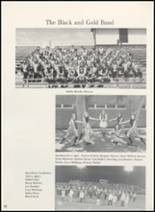 1973 Clyde High School Yearbook Page 64 & 65