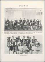 1973 Clyde High School Yearbook Page 66 & 67