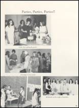 1973 Clyde High School Yearbook Page 72 & 73