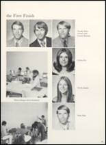 1973 Clyde High School Yearbook Page 80 & 81