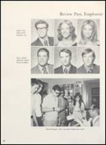 1973 Clyde High School Yearbook Page 82 & 83