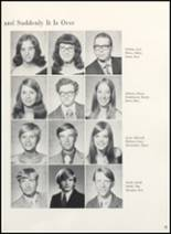 1973 Clyde High School Yearbook Page 84 & 85