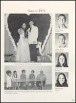 1973 Clyde High School Yearbook Page 86 & 87