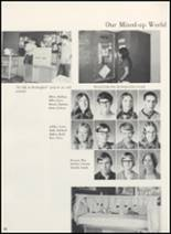 1973 Clyde High School Yearbook Page 94 & 95