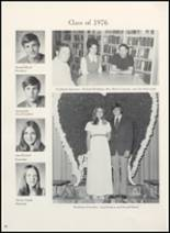 1973 Clyde High School Yearbook Page 98 & 99