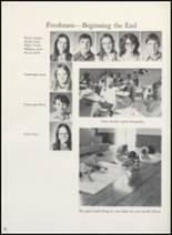 1973 Clyde High School Yearbook Page 102 & 103