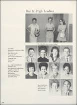 1973 Clyde High School Yearbook Page 104 & 105
