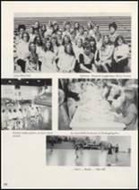 1973 Clyde High School Yearbook Page 106 & 107