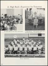 1973 Clyde High School Yearbook Page 110 & 111