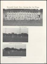 1973 Clyde High School Yearbook Page 112 & 113