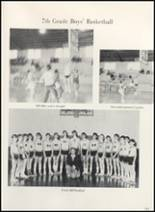 1973 Clyde High School Yearbook Page 114 & 115