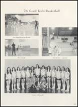 1973 Clyde High School Yearbook Page 116 & 117