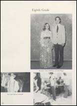 1973 Clyde High School Yearbook Page 120 & 121