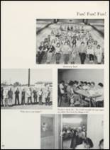 1973 Clyde High School Yearbook Page 130 & 131