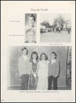 1973 Clyde High School Yearbook Page 142 & 143