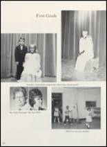 1973 Clyde High School Yearbook Page 154 & 155