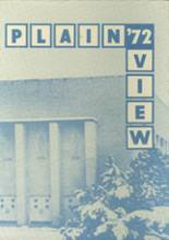 1972 Yearbook Plainview High School