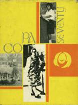 1970 Yearbook Ramona Convent Secondary High School