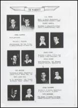 1942 Dilley High School Yearbook Page 10 & 11