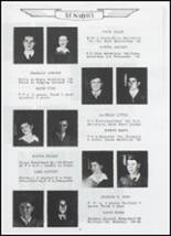 1942 Dilley High School Yearbook Page 12 & 13