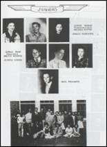 1942 Dilley High School Yearbook Page 18 & 19