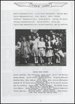 1942 Dilley High School Yearbook Page 24 & 25