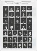 1942 Dilley High School Yearbook Page 26 & 27