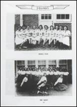 1942 Dilley High School Yearbook Page 44 & 45