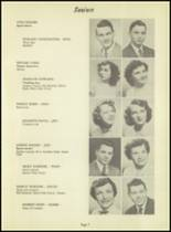 1953 Kingsford High School Yearbook Page 10 & 11