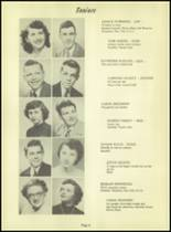 1953 Kingsford High School Yearbook Page 12 & 13