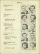 1953 Kingsford High School Yearbook Page 16 & 17