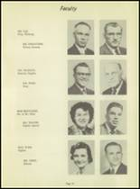 1953 Kingsford High School Yearbook Page 30 & 31