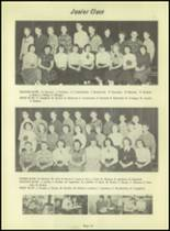1953 Kingsford High School Yearbook Page 34 & 35