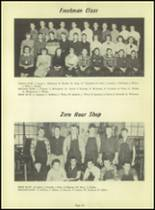 1953 Kingsford High School Yearbook Page 40 & 41