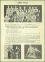 1953 Kingsford High School Yearbook Page 42 & 43