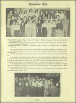 1953 Kingsford High School Yearbook Page 44 & 45