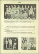 1953 Kingsford High School Yearbook Page 46 & 47