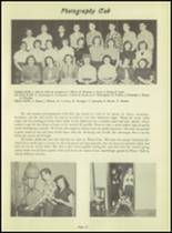 1953 Kingsford High School Yearbook Page 50 & 51