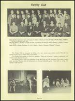 1953 Kingsford High School Yearbook Page 52 & 53