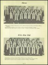 1953 Kingsford High School Yearbook Page 54 & 55