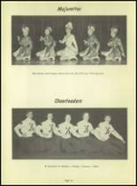 1953 Kingsford High School Yearbook Page 56 & 57